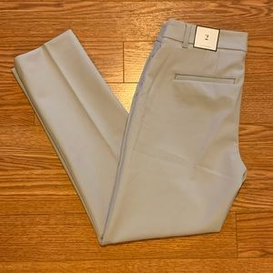 WHBM NWT Slim Ankle Pant